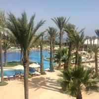 Photo taken at Mövenpick Resort & Marine Spa Sousse by Антонина Н. on 7/21/2013
