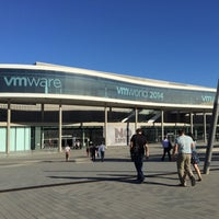 Photo taken at #VMworld 2014 Conference by Anton F. on 10/13/2014