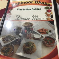 Photo taken at Kohinoor Dhaba by Donna F. on 9/4/2017