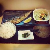 Photo taken at Mr Sushi by Joys H. on 10/22/2012