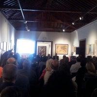 Photo taken at Museo Insular de Bellas Artes, Ciencias Naturales y Etnografía by Sergio H. on 12/11/2012