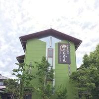 Photo taken at 湯殿館 by Shigeru S. on 6/7/2015