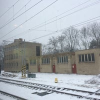 Photo taken at Železniční stanice Svitavy by Ajamiau 🐱 on 1/2/2016