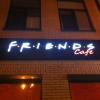 Photo taken at Friends Café by Catherine I. on 1/12/2013
