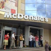 Снимок сделан в McDonald's пользователем Maher A. 5/26/2013