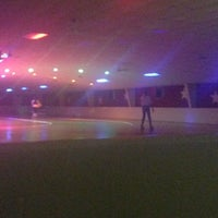 Photo taken at Mid-Cities Skateland by Melanie J. on 12/1/2014
