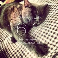 Photo taken at Neuenhausplatz by Alla M. on 7/21/2013
