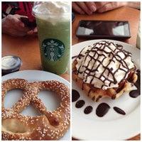 Photo taken at Starbucks Coffee by Chin M. on 6/10/2013