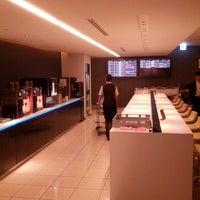 Photo taken at ANA Lounge - Main Bldg. North by Hiromichi T. on 5/24/2013