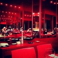 Photo taken at Kırmızı Restaurant by Ayben on 12/18/2012