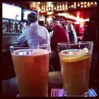 Photo taken at Claddagh Pub by Miguel G. on 11/28/2012