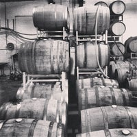 Photo taken at Founders Wine Cellar by BLURP B. on 3/10/2013