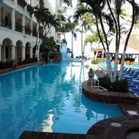 Foto tomada en Hotel Playa Los Arcos por Heriberto M. el 3/28/2013