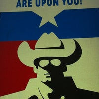 Photo taken at Oklahoma / Texas Border by Jeff W. on 9/30/2012