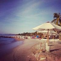 Photo taken at Spa at Four Seasons Resort Punta Mita by Osckar R. on 3/9/2013