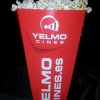 Foto tomada en Yelmo Cines Plaza Mayor 3D por Laura D. T. el 4/22/2013