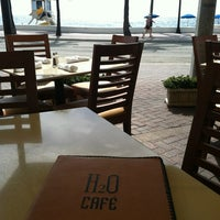 Photo taken at H2O Café by Cynthia N. on 6/26/2013
