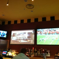 Photo taken at Buffalo Wild Wings Grill & Bar by Cynthia N. on 10/6/2013