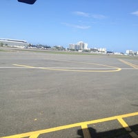 Photo taken at Fernando Luis Ribas Dominicci Airport (SIG) by Kunal A. on 5/13/2013