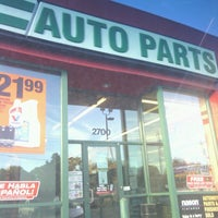 Photo taken at O'Reilly Auto Parts by Nick P. on 10/10/2013
