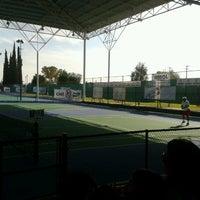 Photo taken at Parque España Torreón by Diana C. P. on 11/18/2012