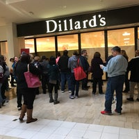 Photo taken at Dillard's by Steve S. on 1/1/2017
