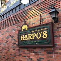 Photo taken at Harpo's Bar & Grill by Steve S. on 10/22/2017
