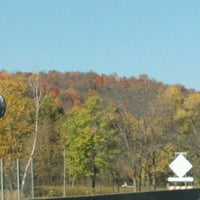 Photo taken at I-76 (PA Turnpike) by Mary P. on 10/22/2012