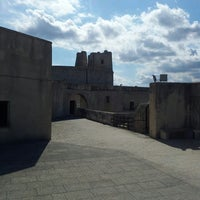 Photo taken at Castello Aragonese by Marco W. on 9/5/2013