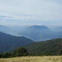 Photo taken at Alpe Giumello by Marco W. on 9/18/2012