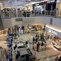 Photo taken at AEON Mall by Heiward on 6/6/2015