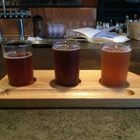 Photo taken at The BottleHouse Brewing Company by Vanessa M. on 10/28/2012