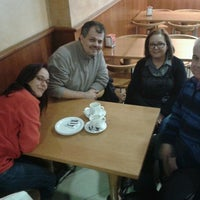 Photo taken at Cafeteria Chapeau by Iñaki Q. on 2/24/2013