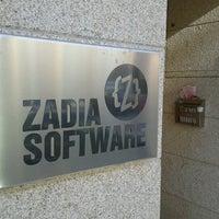 Foto tomada en Zadia Software por Iñaki Q. el 9/15/2012