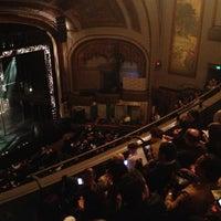 Photo taken at Curran Theatre by John K. on 4/21/2013