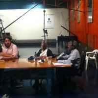 Photo taken at LS1 Radio de la Ciudad by Alfredo I. on 2/26/2013