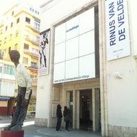 รูปภาพถ่ายที่ CAC Málaga - Centro de Arte Contemporáneo โดย Pol S. เมื่อ 3/22/2013