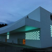 Photo taken at Aomori Museum of Art by いろいろいくよ on 9/29/2012