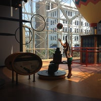 Photo taken at Children's Museum of Virginia by Aleia L. on 1/19/2013