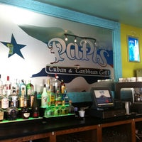 Photo taken at Papi's Cuban Rest & Caribbean Grill by King B. on 3/7/2013