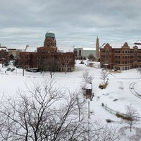 Photo taken at Campus Safety Department by Kevin N. on 12/25/2012