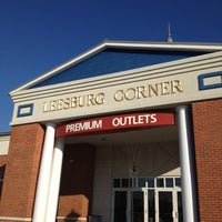 Photo taken at Leesburg Corner Premium Outlets by Hyungseok S. on 10/17/2012
