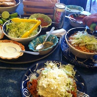 Photo taken at Pozole Zirahuen by Lucia V. on 2/2/2013