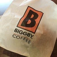 Photo taken at BIGGBY COFFEE by Wes T. on 1/30/2017