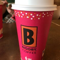 Photo taken at Biggby Coffee by Wes T. on 4/13/2016