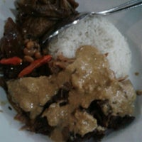 Photo taken at Rumah Makan Happy Suzy by Risky F. on 4/21/2013