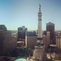 Photo taken at Sheraton Indianapolis City Centre Hotel by Kevin H. on 7/15/2013