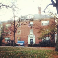 Photo taken at Theta Delta Chi by Kevin H. on 11/10/2013