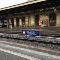 Photo taken at Gare de Renens by Alix H. on 11/11/2016