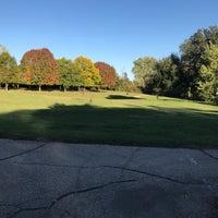 Photo taken at Mound View Park by Jerad M. on 10/8/2017